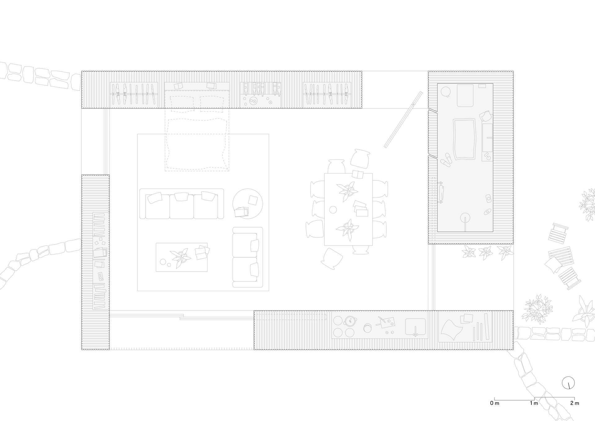 Pavilon House  - 43 8 49