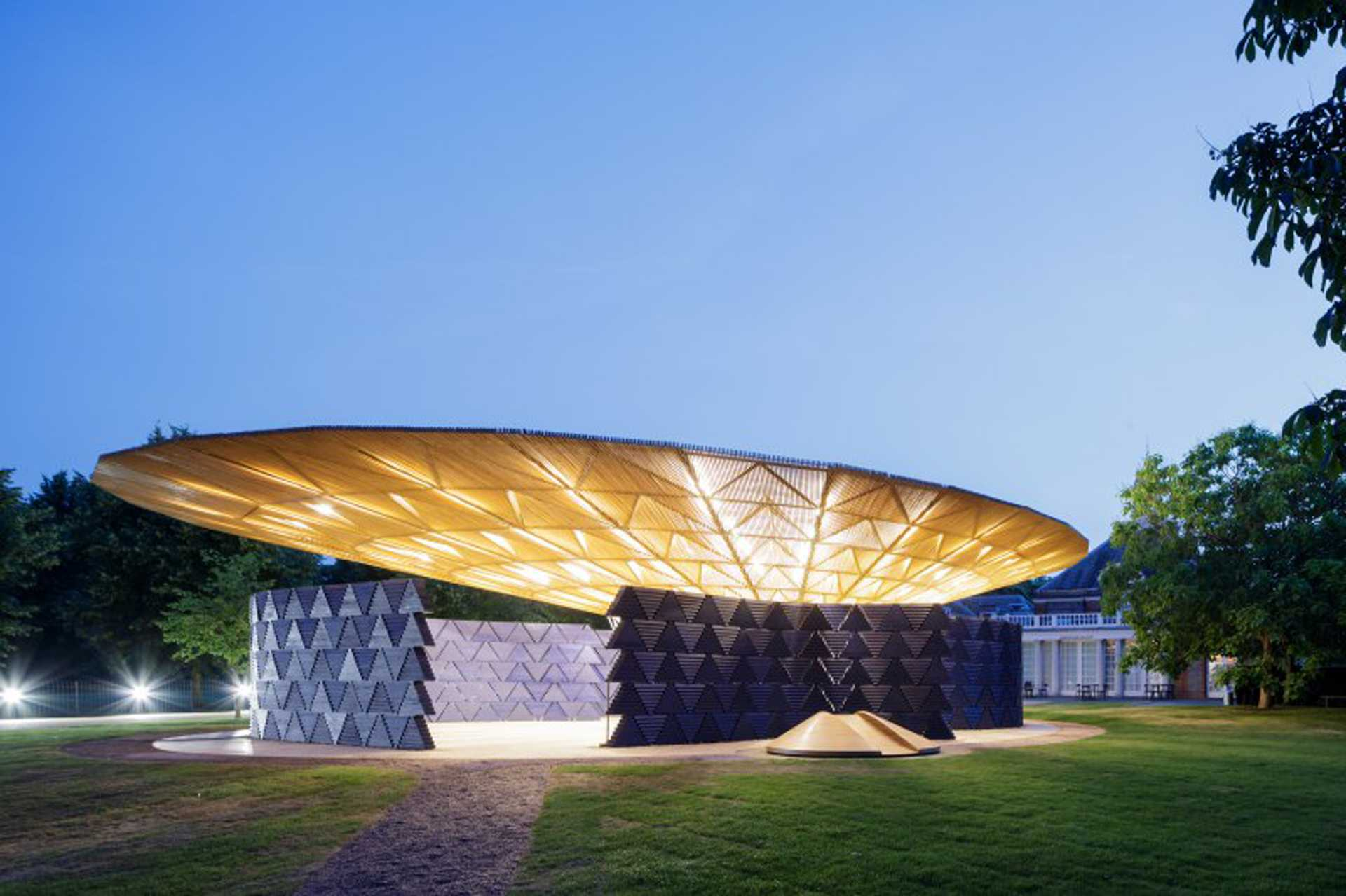 Serpentine Pavilion 2017  - 46 03 34