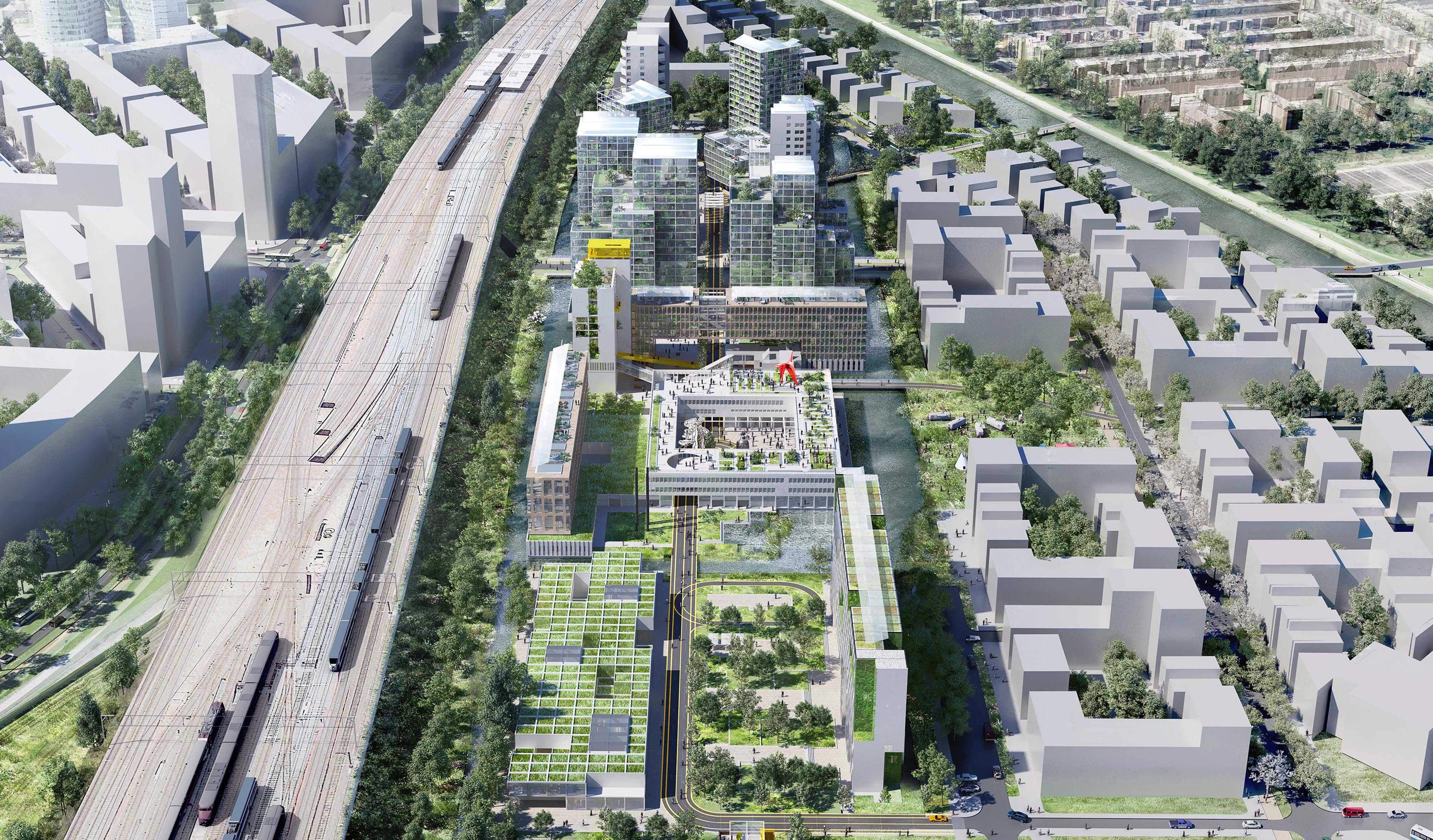 Bijlmerbajes Masterplan  - 48 05 41