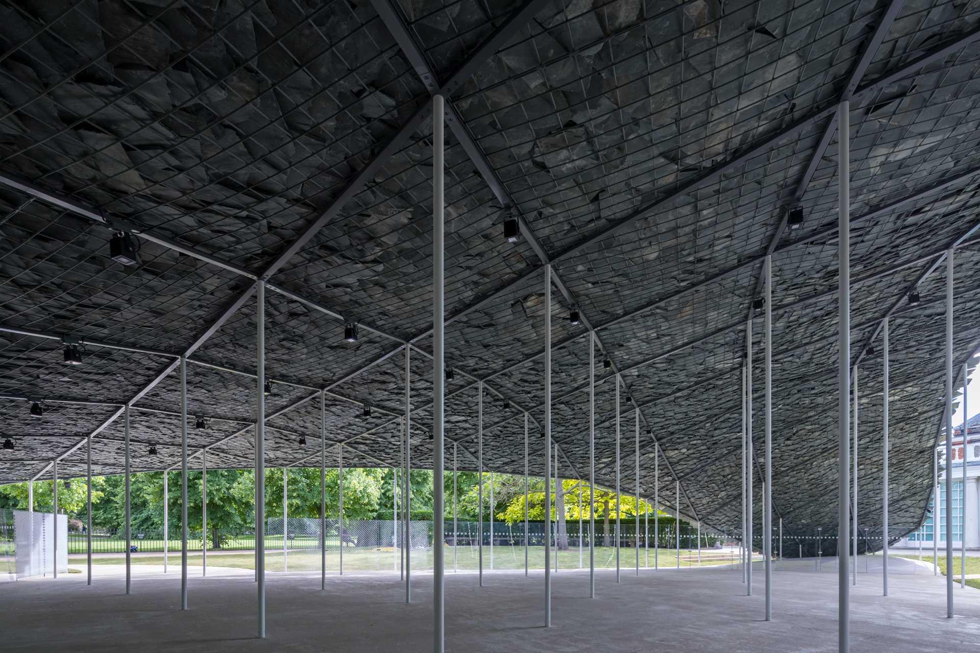 Serpentine Pavilion 2019  - 5 Iwan Baan 2 40