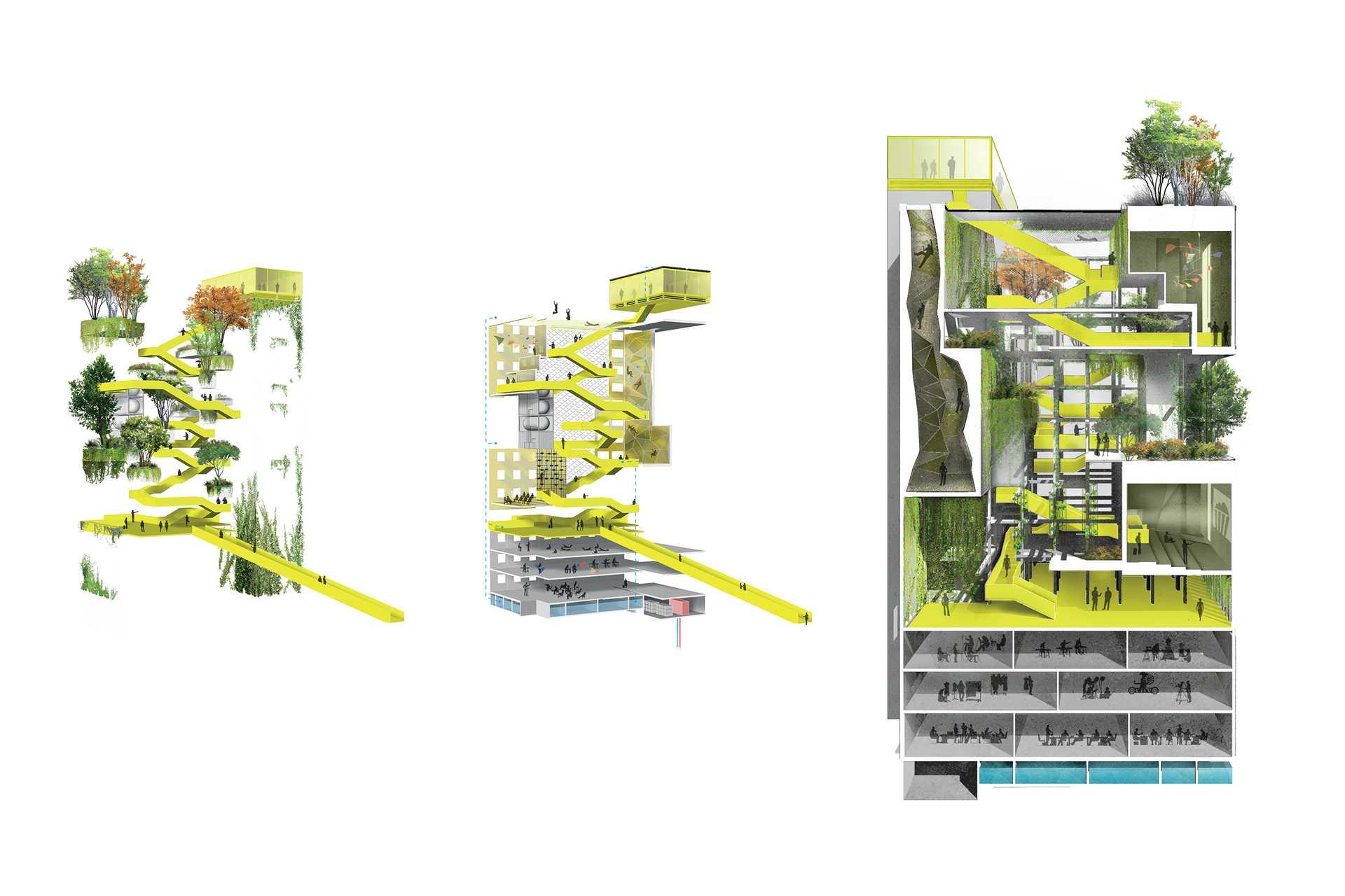 Bijlmerbajes Masterplan  - 50 04 39