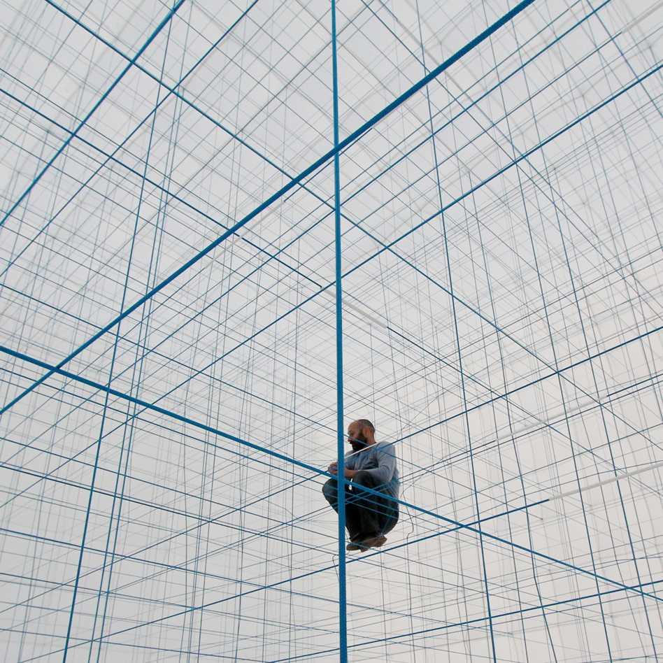 Aerial sculptures  - 53 10 48