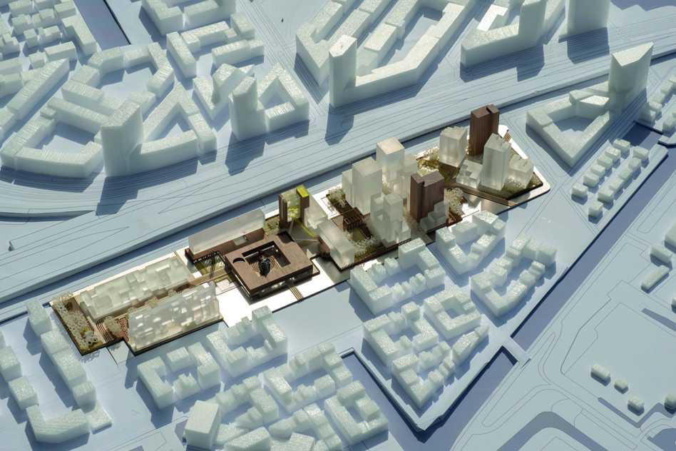 Bijlmerbajes Masterplan  - 58 03 37