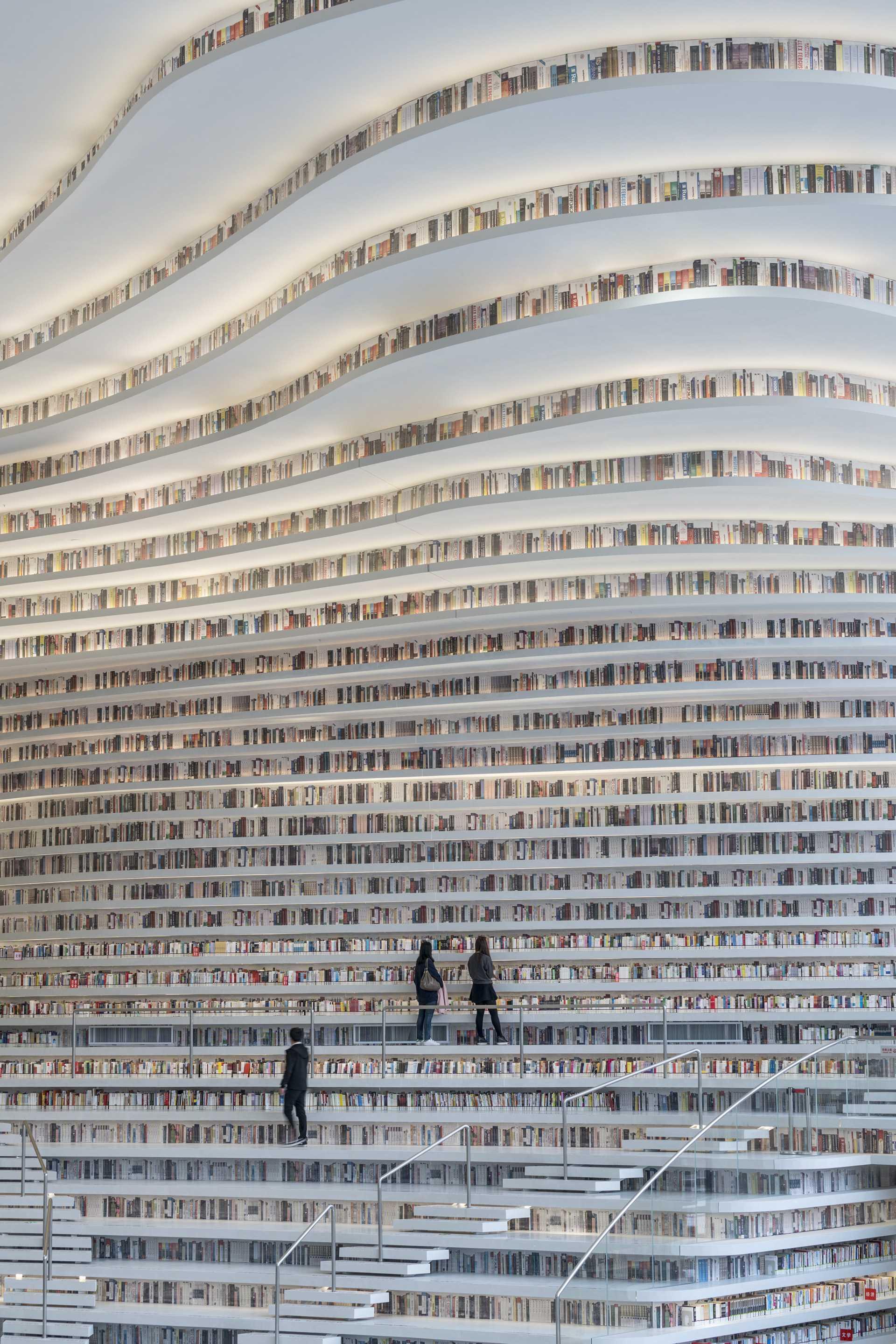 Binhai´s Public Library  - 67 03 38