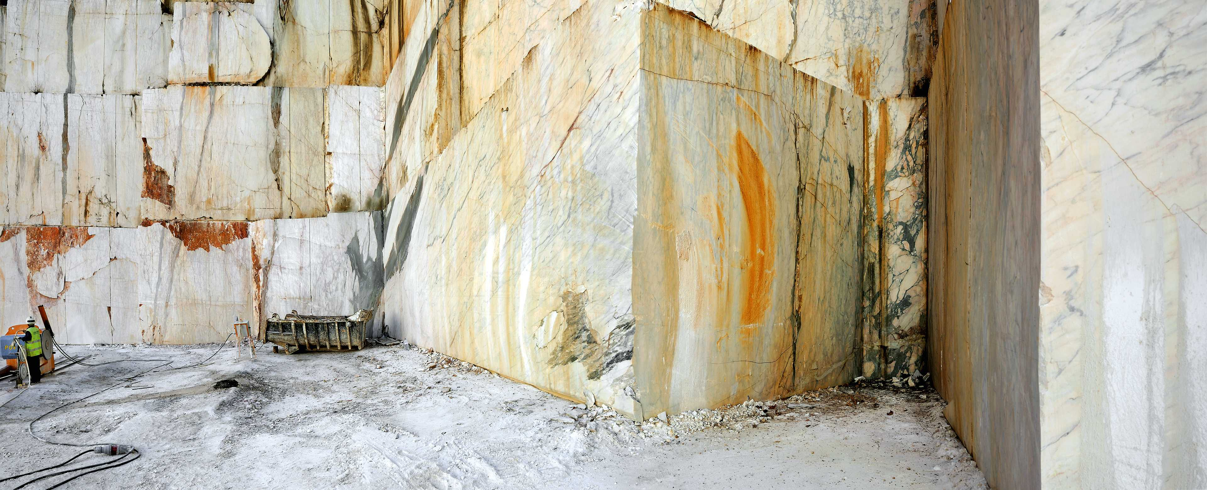Pedreiras, Portrait of a Quarry  - 6 13 49
