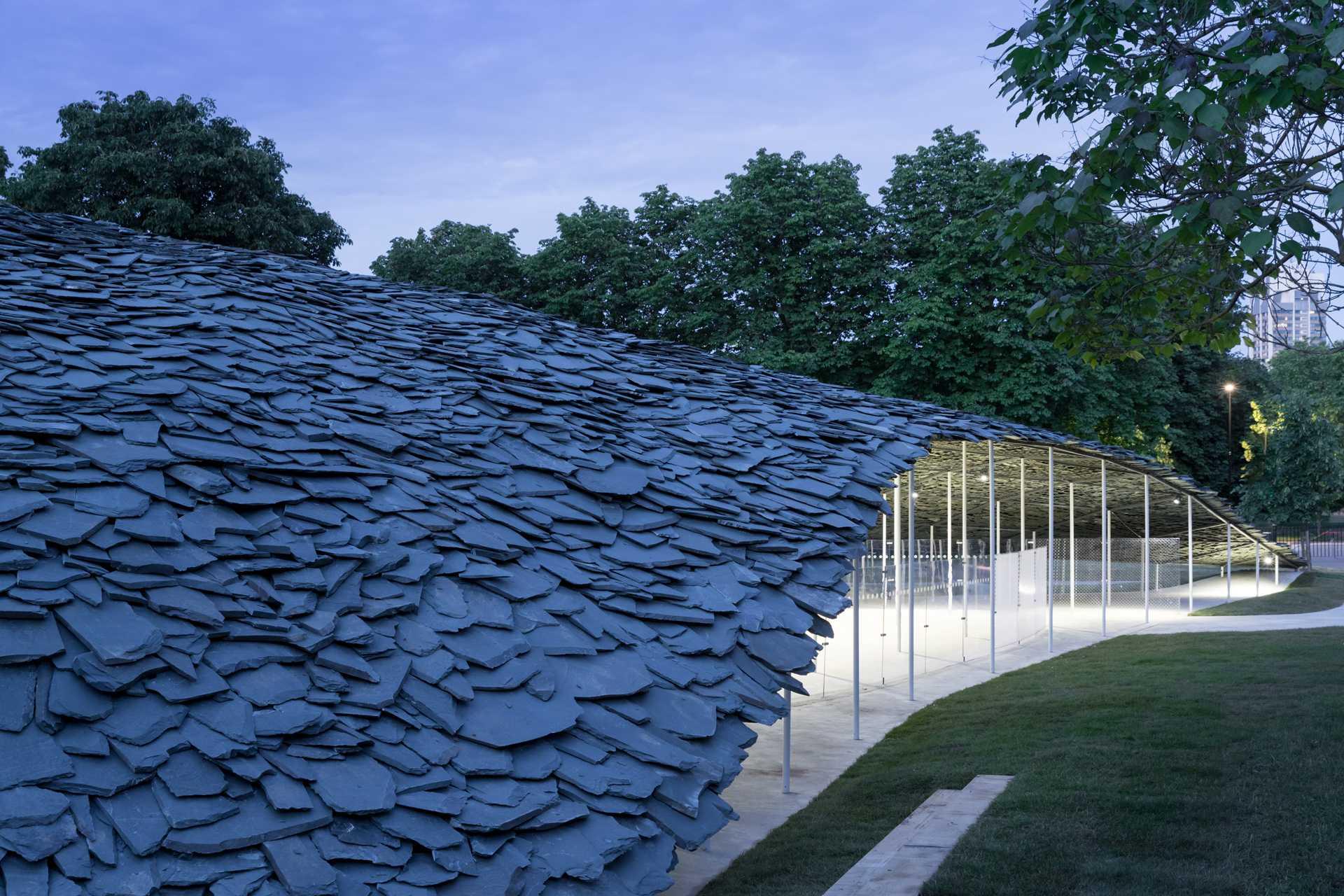 Serpentine Pavilion 2019  - 7 Iwan Baan 3 46