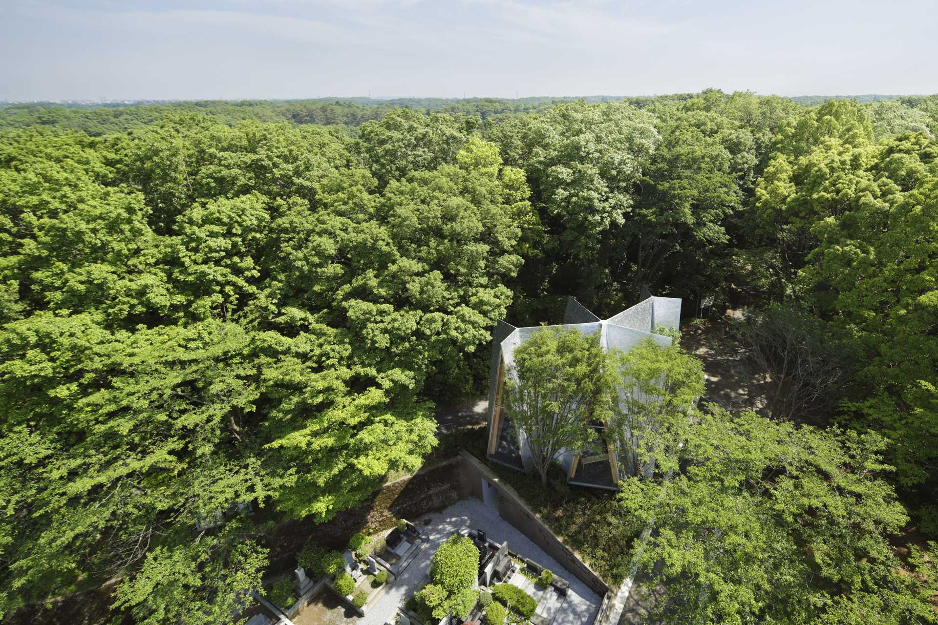 Sayama Forest Chapel  - 7 1 31
