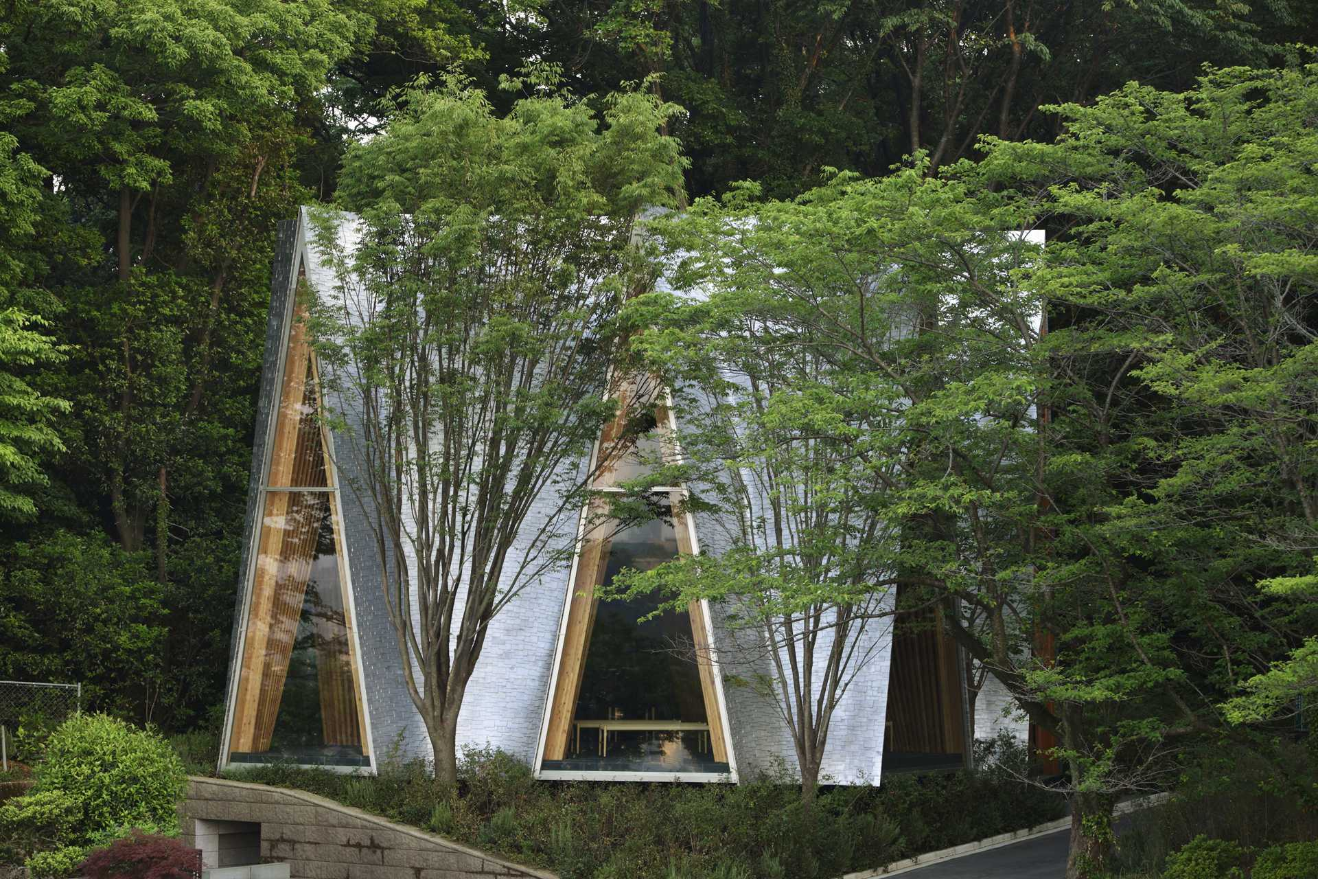 Sayama Forest Chapel  - 7 4 40