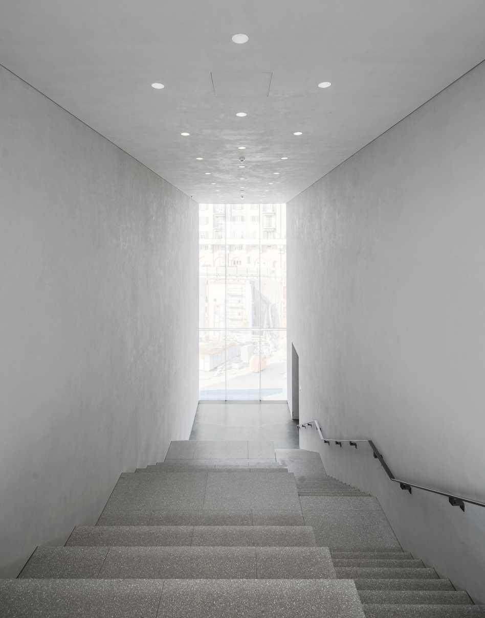 Musée Cantonal des Beaux-Arts  - 8 11.2 55