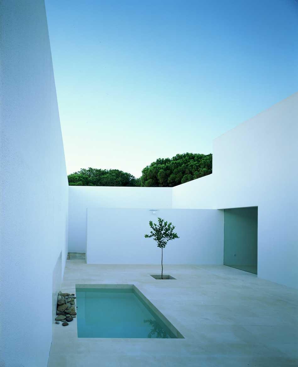 Entrevista a Alberto Campo Baeza  - Casa Gaspar 01 Hisao Suzuki 37