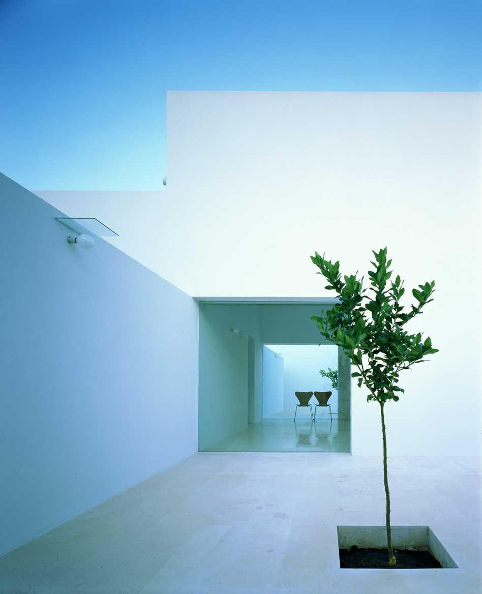 Entrevista a Alberto Campo Baeza  - Casa Gaspar 03 Hisao Suzuki 39