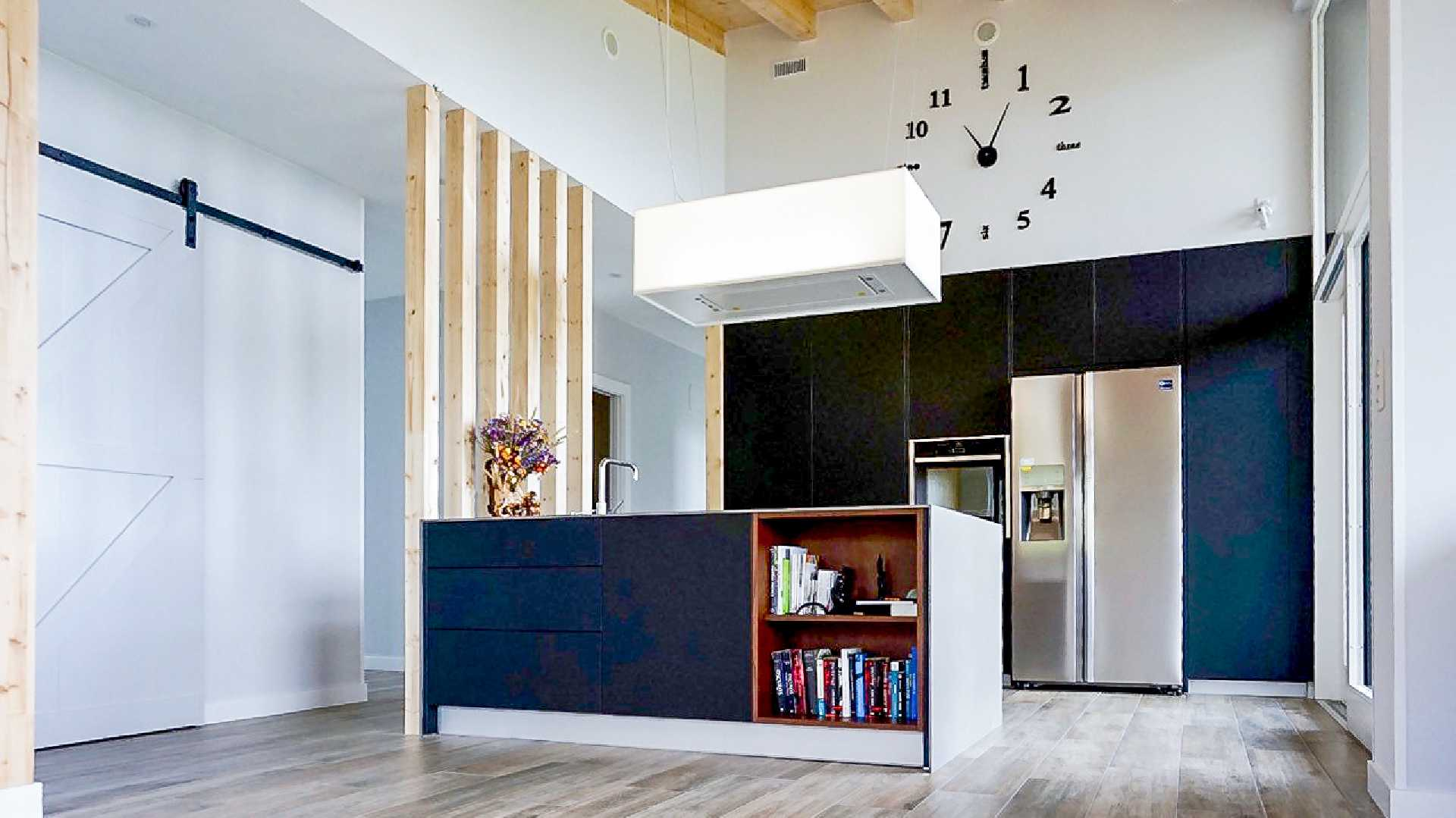 Inclusive Kitchens' Competition  - Cocina Adaptada en Vivienda Passivhaus 30