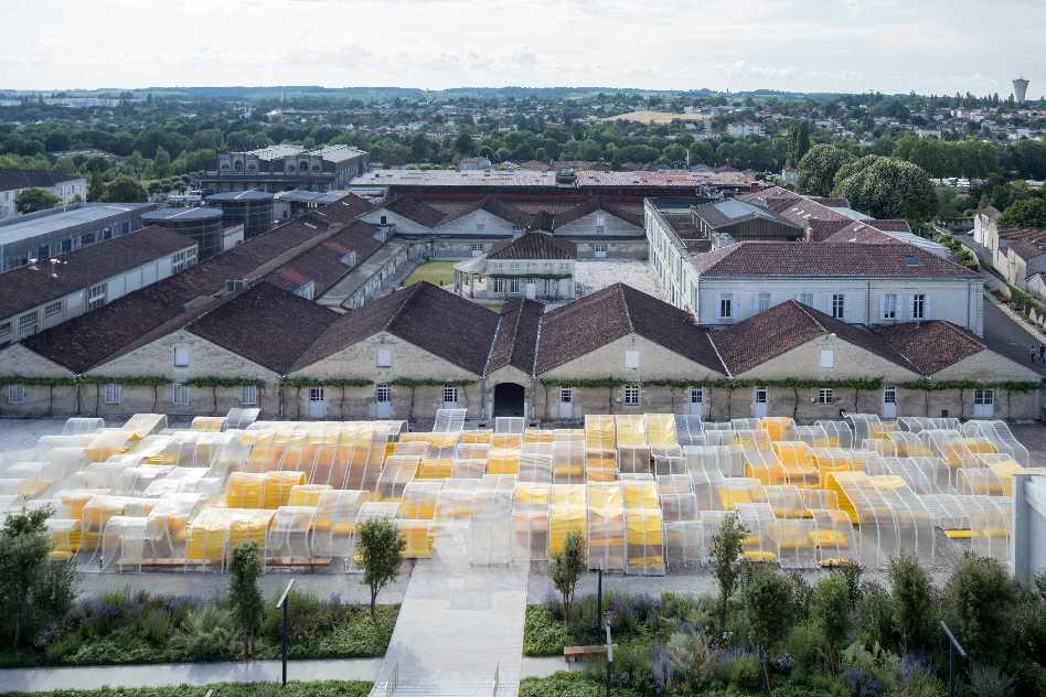 Pavillon Martell in Cognac  - Cognac SCA 2408 31