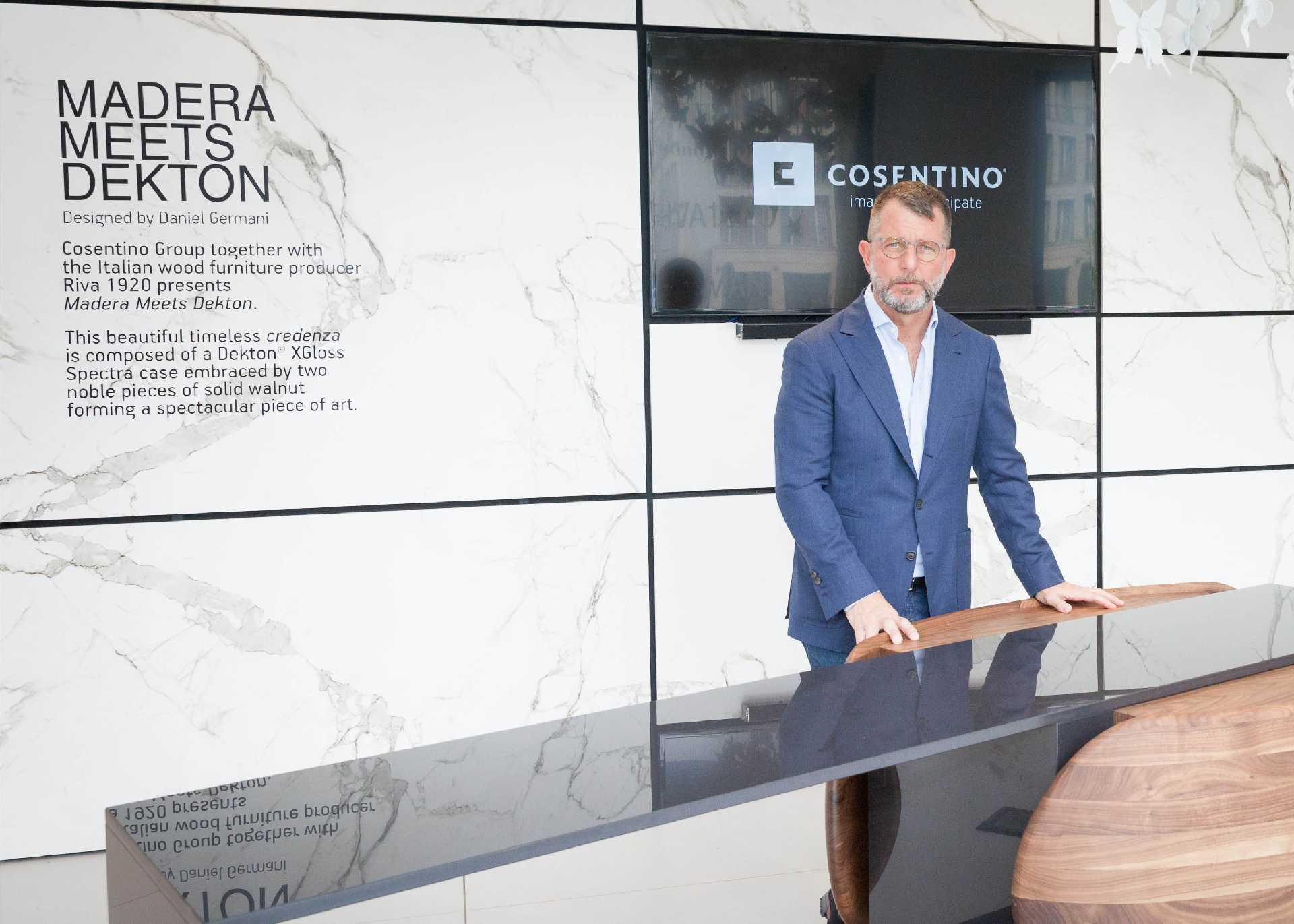 Germani + Riva1920 + Cosentino  - Daniel Germani Madera Meets Dekton Cosentino City Milan Semana Diseño Milan 2017 37