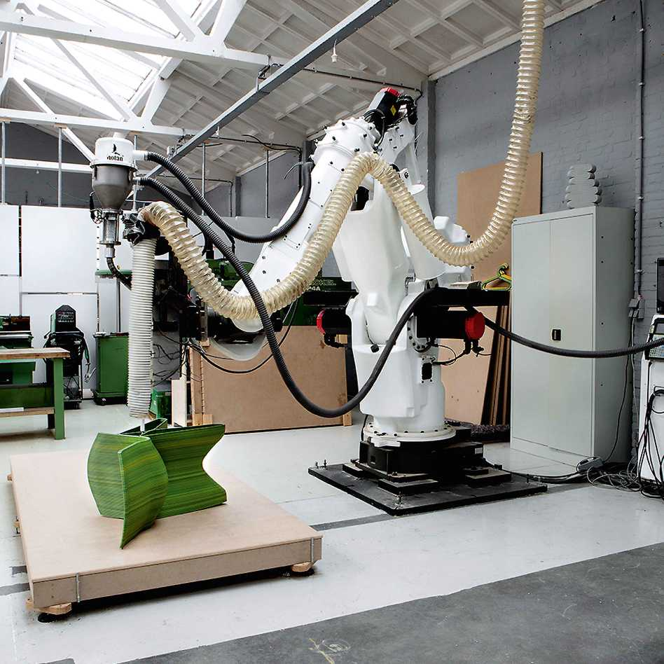 3D Printing  - Endless robot 33