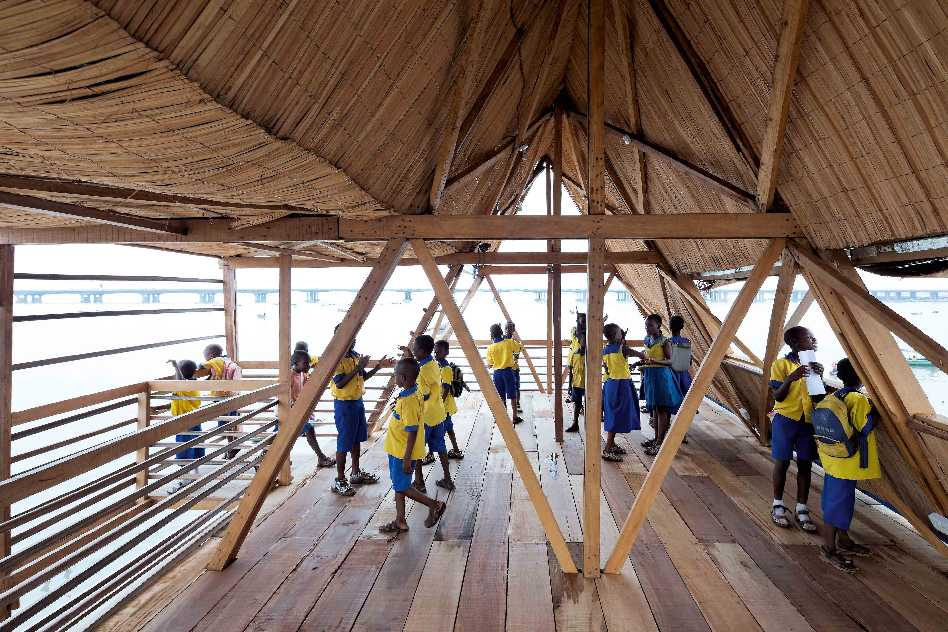 NLÉ, Floating School in Nigeria  - Floating School NLE 7988 36