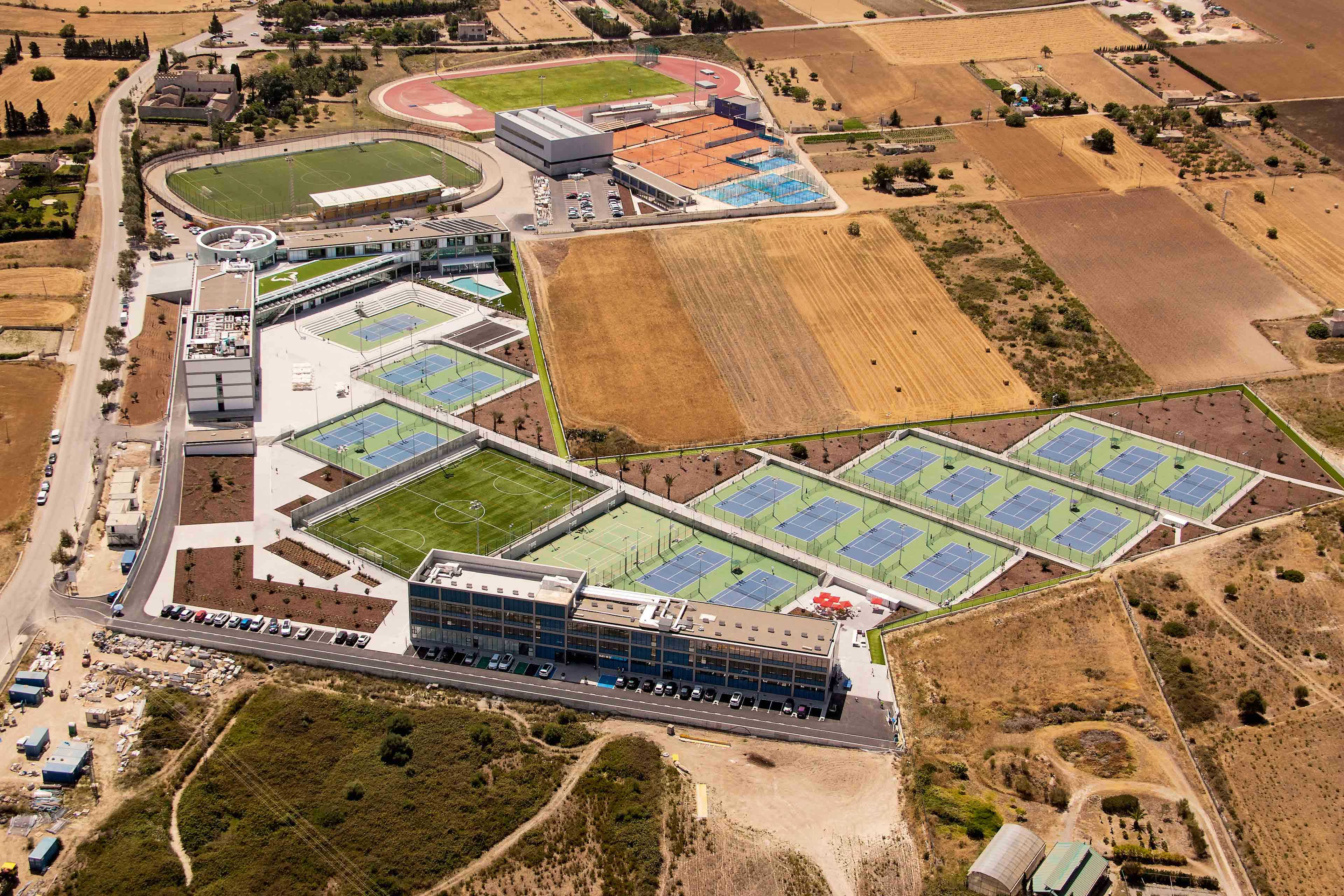 Rafa Nadal Academy by Movistar  - JO4S1018 50