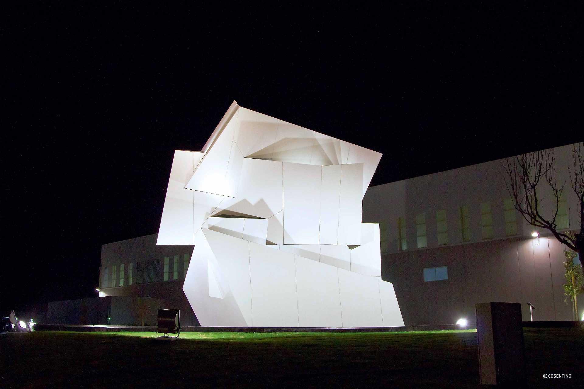 Daniel Libeskind's Sculptures  - LIBESKIND Nocturna 3 31