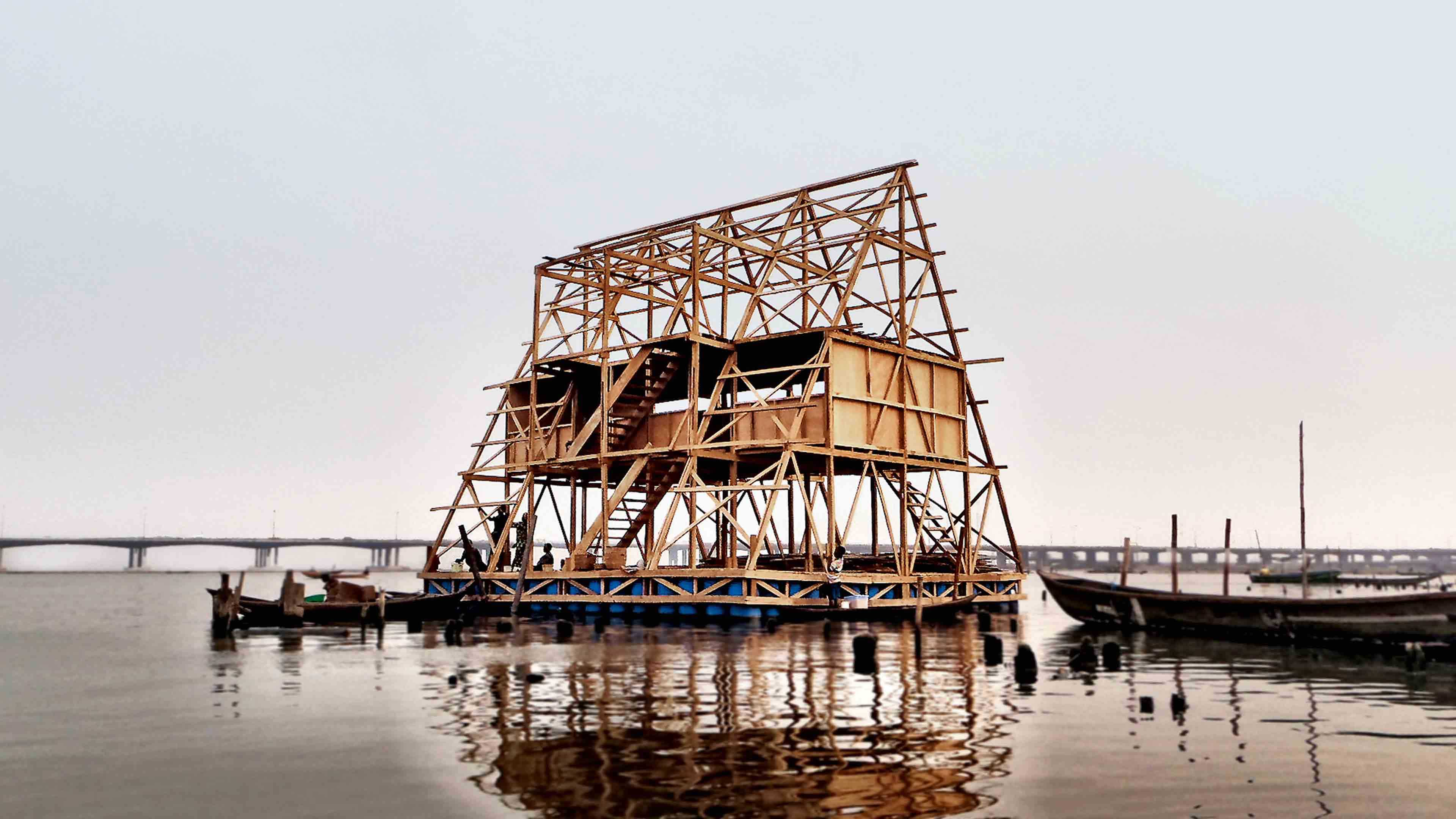 NLÉ, Floating School in Nigeria  - NLE 7 43
