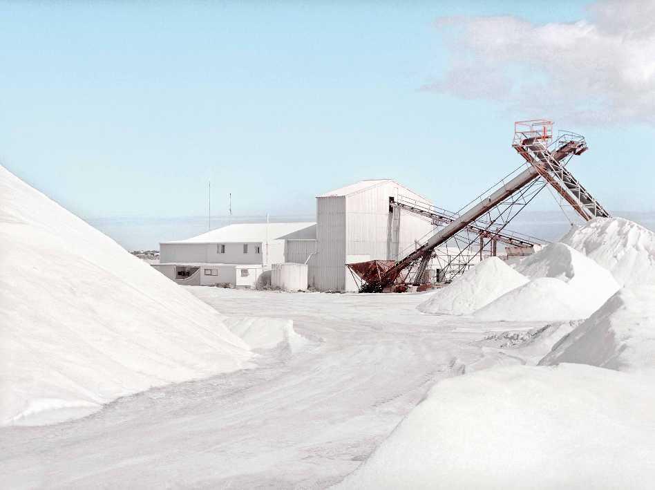 Salt Mine Deserts  - Salt 08 33