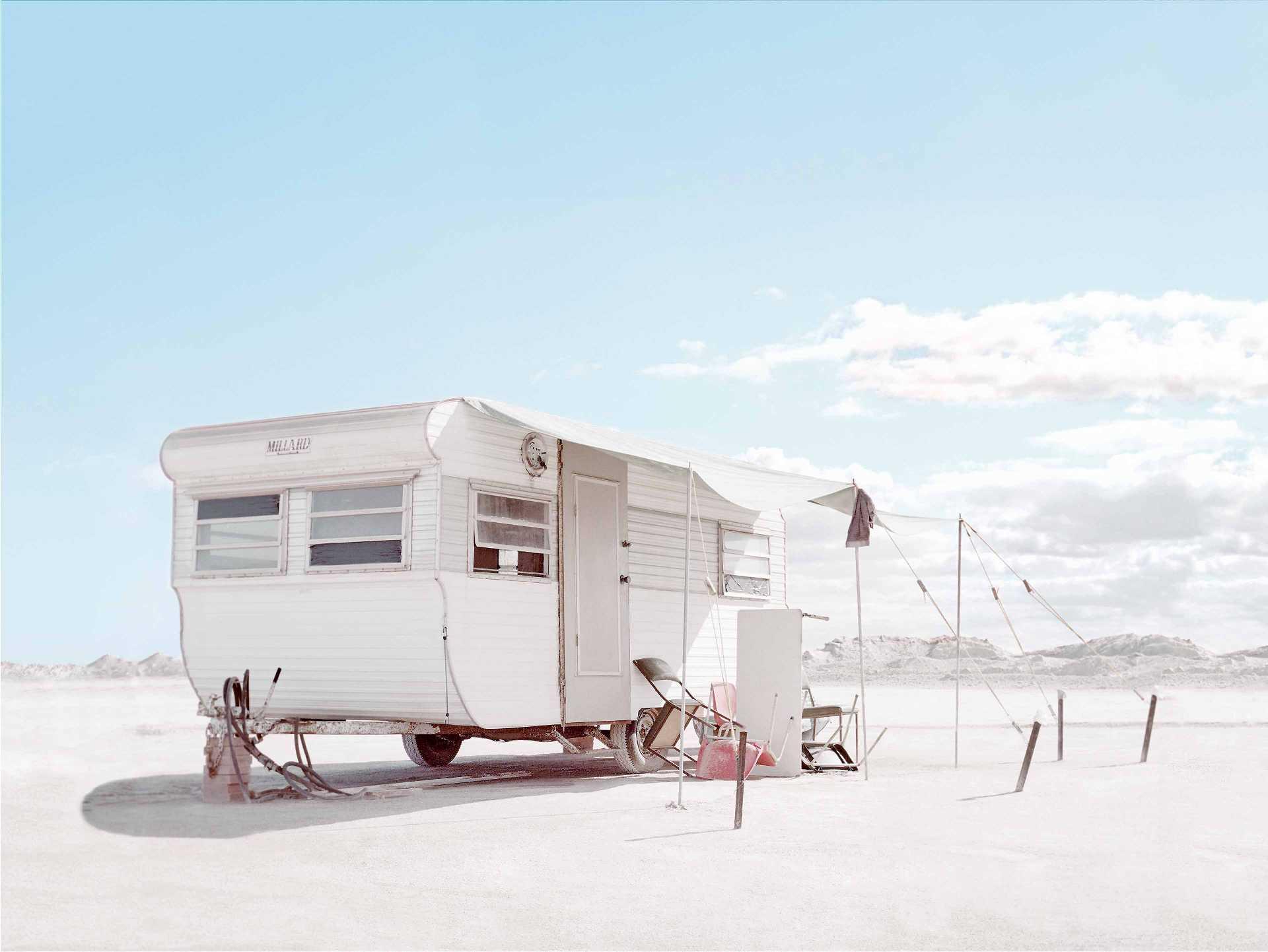 Salt Mine Deserts  - Salt 09 37