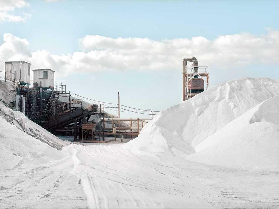 Salt Mine Deserts  - Salt 11 35