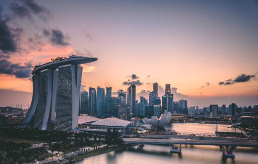 London  - Singapore 51
