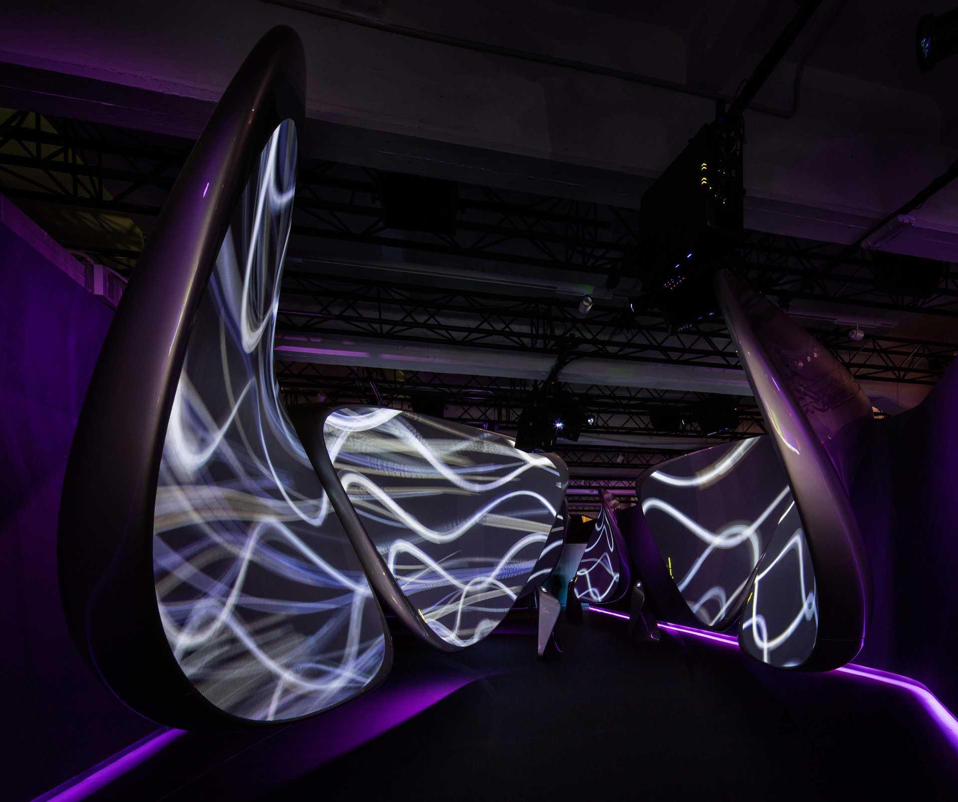 Zaha Hadid + Samsung  - ZHD Milan Samsung Luke Hayes 1 30