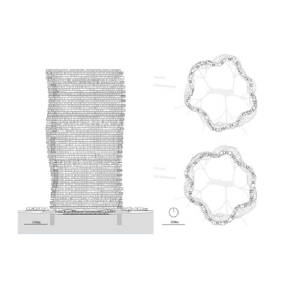 Digital Building  - drawing 34