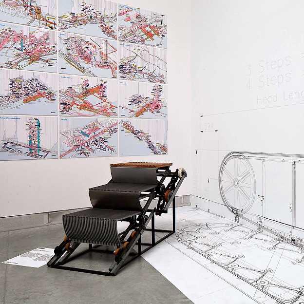 The Foundamentals of Rem Koolhaas  - escalator 2 32