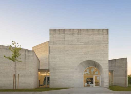 Inspirational projects  - interpretation centre of the romanesque 254