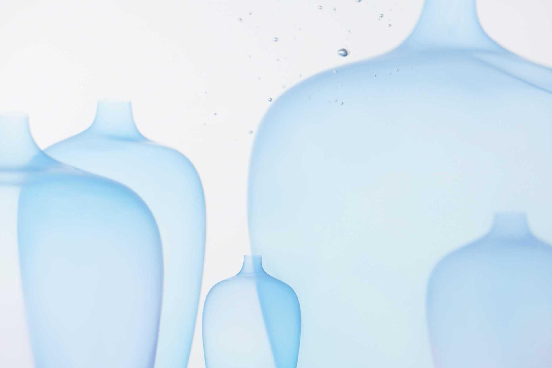 Nendo: Jellyfish Vase  - jellyfish vase14 akihiro yoshida 34