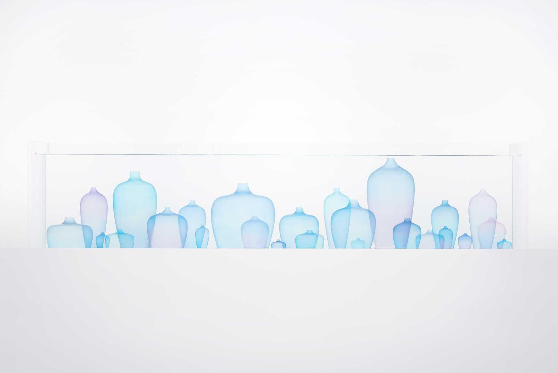 Nendo: Jellyfish Vase  - jellyfish vase21 akihiro yoshida 36