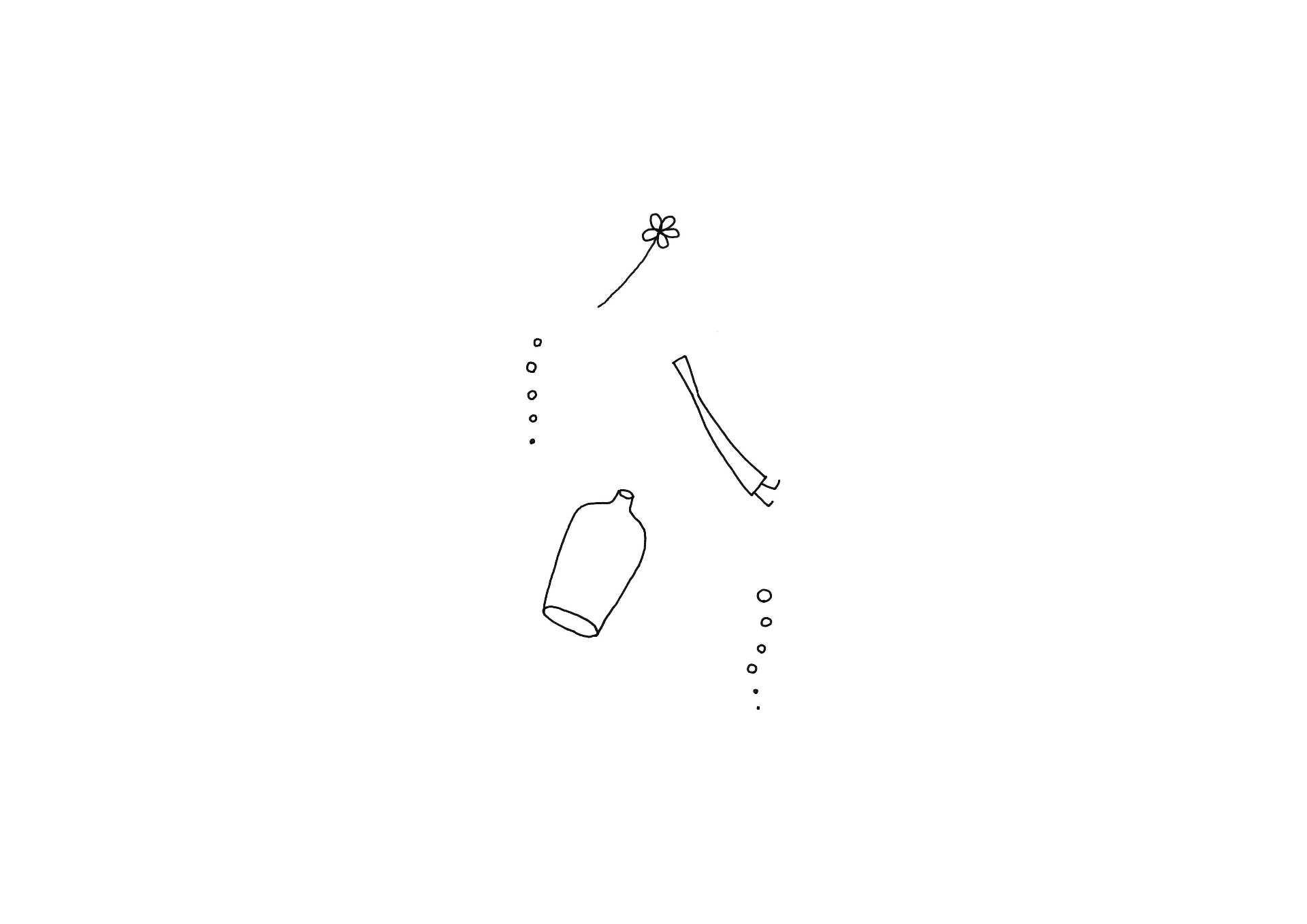 Nendo: Jellyfish Vase  - jellyfish vase sketch 30