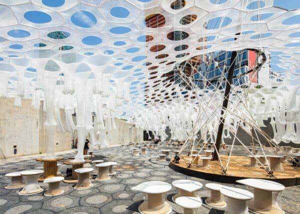 Lumen, MoMA PS1 2017