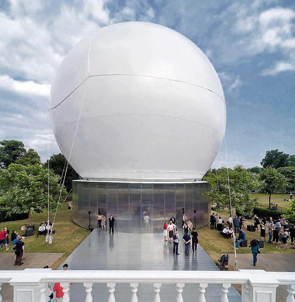 Inflatables Architectures  - metalocus taschen serpentine gallery pavilions 02 900 41