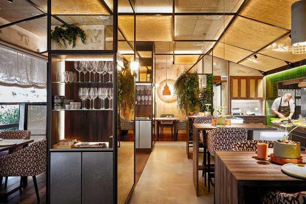 Madrid Design Festival 2020  - proyecto iluminacion restaurante invernadero 624 46