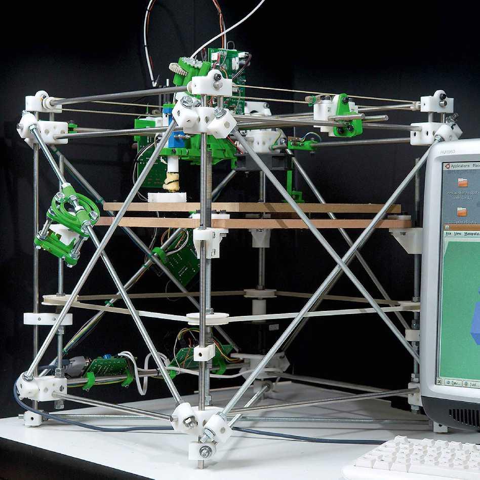 3D Printing  - reprap 31