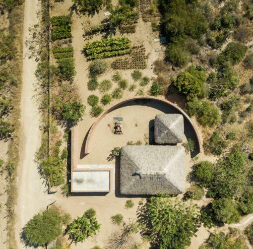 Projecto Escritore  - siza pabellon casa wabi mexico 0 30