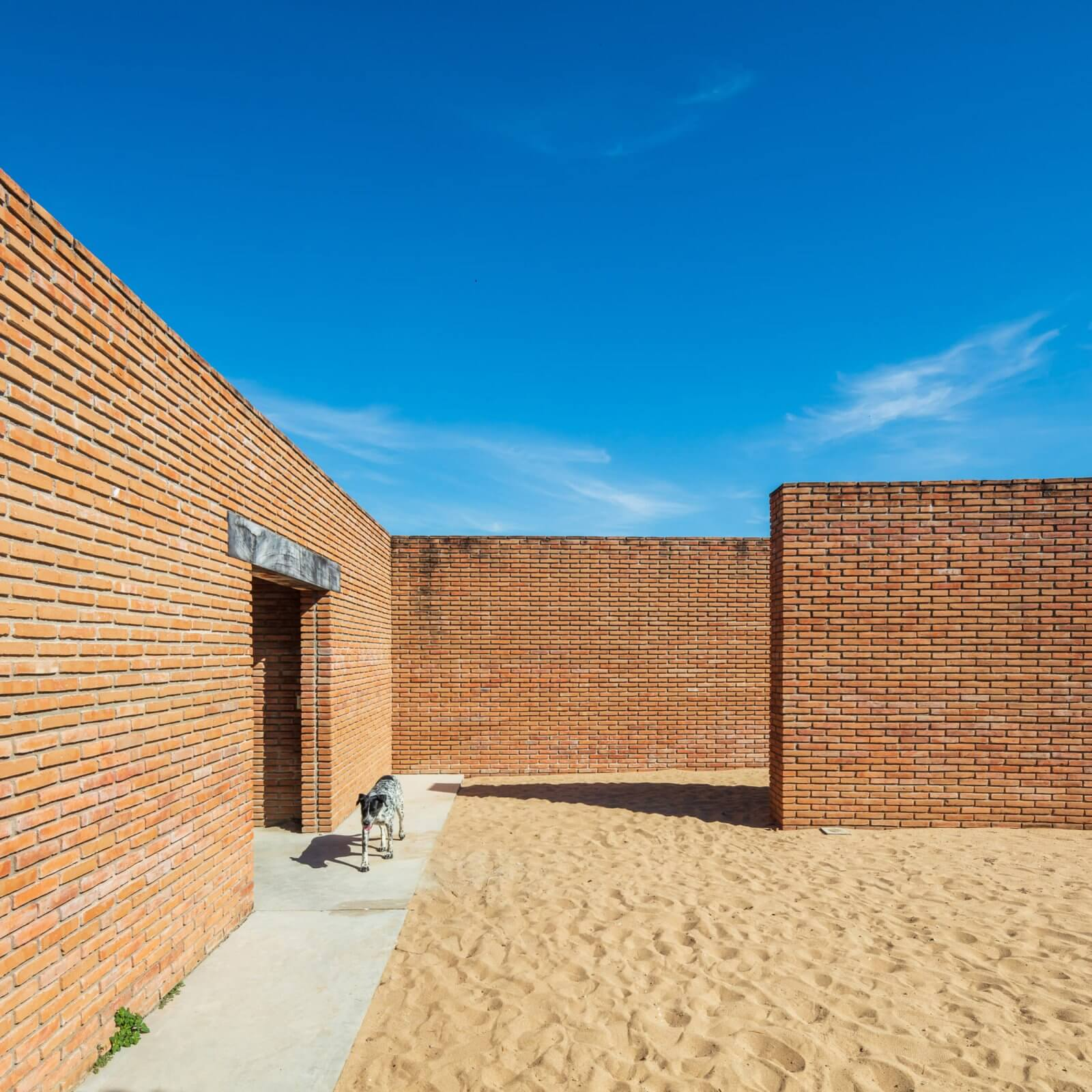 Clay Pavilion  - siza pabellon casa wabi mexico 5 39
