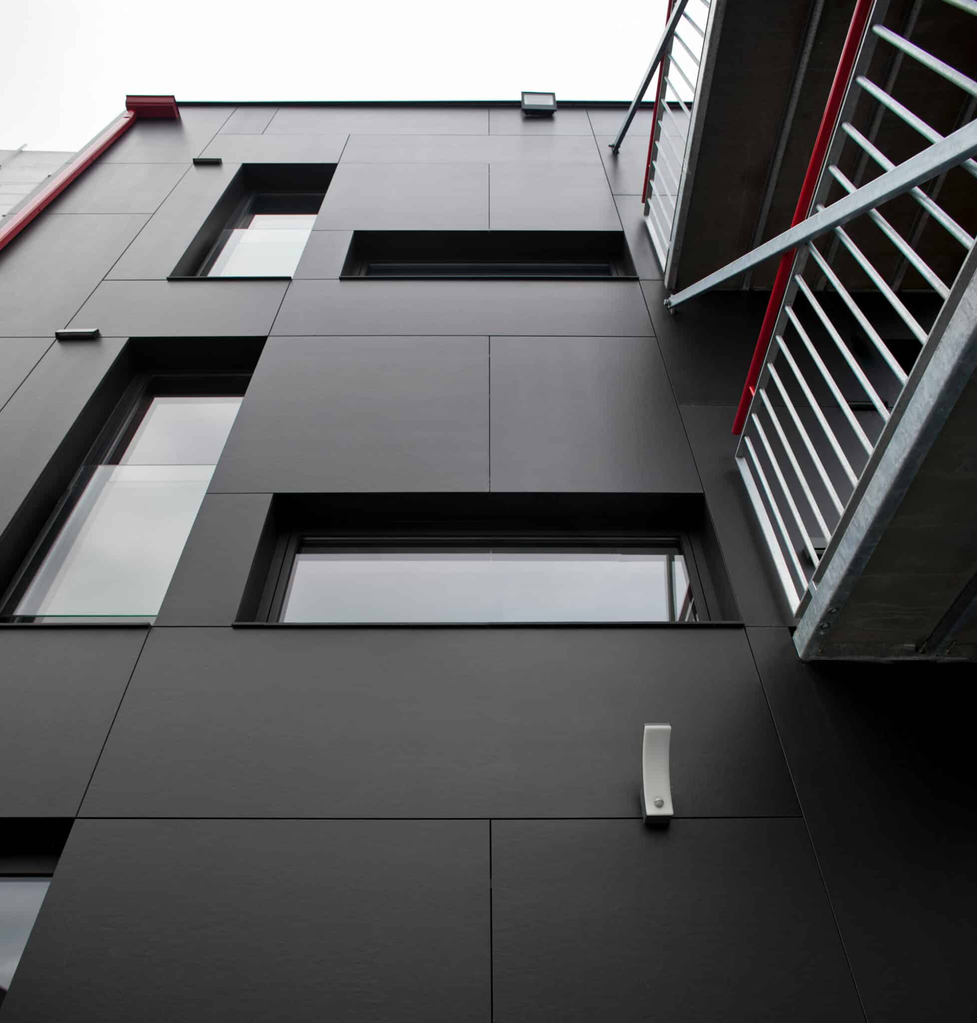 Arteixo Residential  - Arteixo Dekton facade 10 45