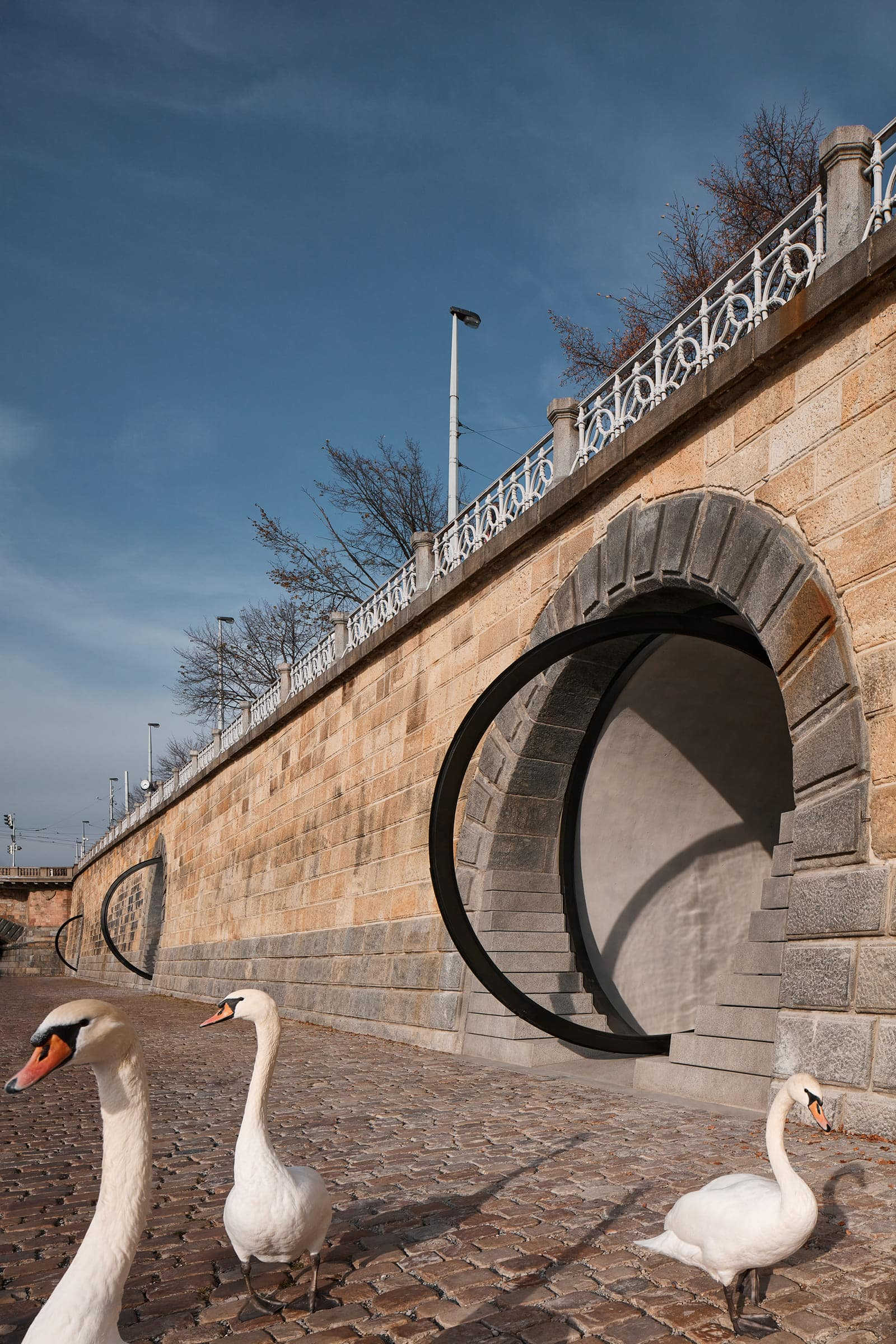 Revitalization of Prague's Riverfront  - 11 1 61