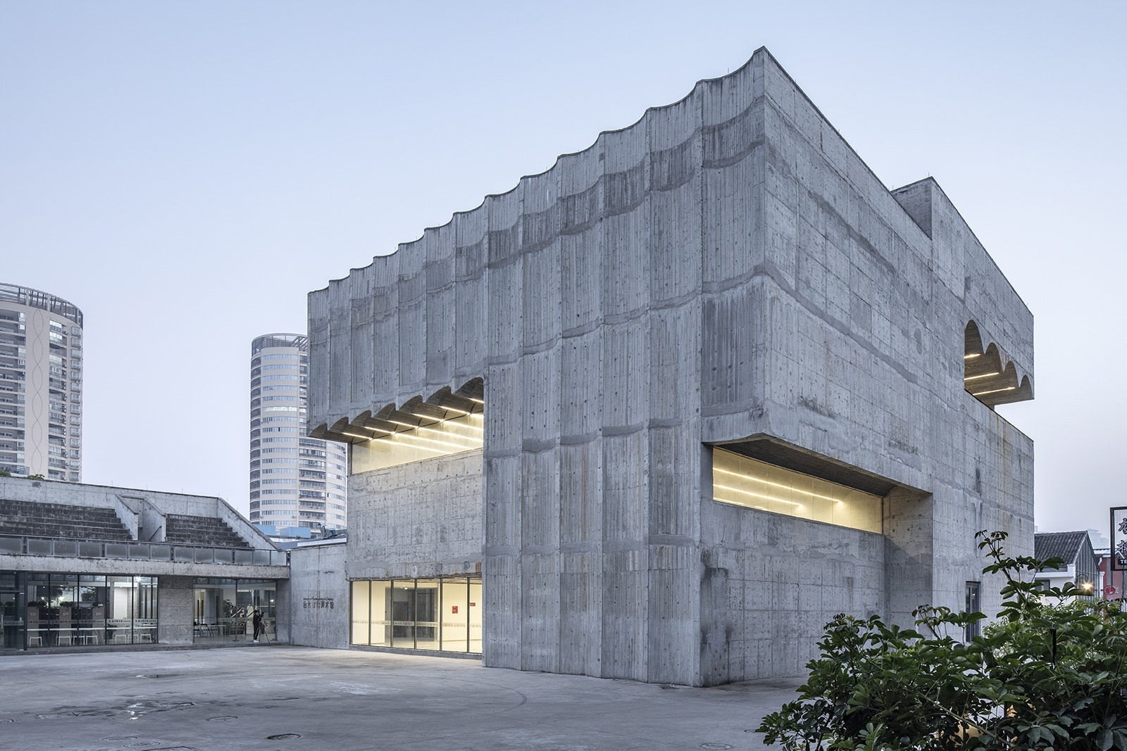 Taizhou Contemporary Art Museum  - 2 35