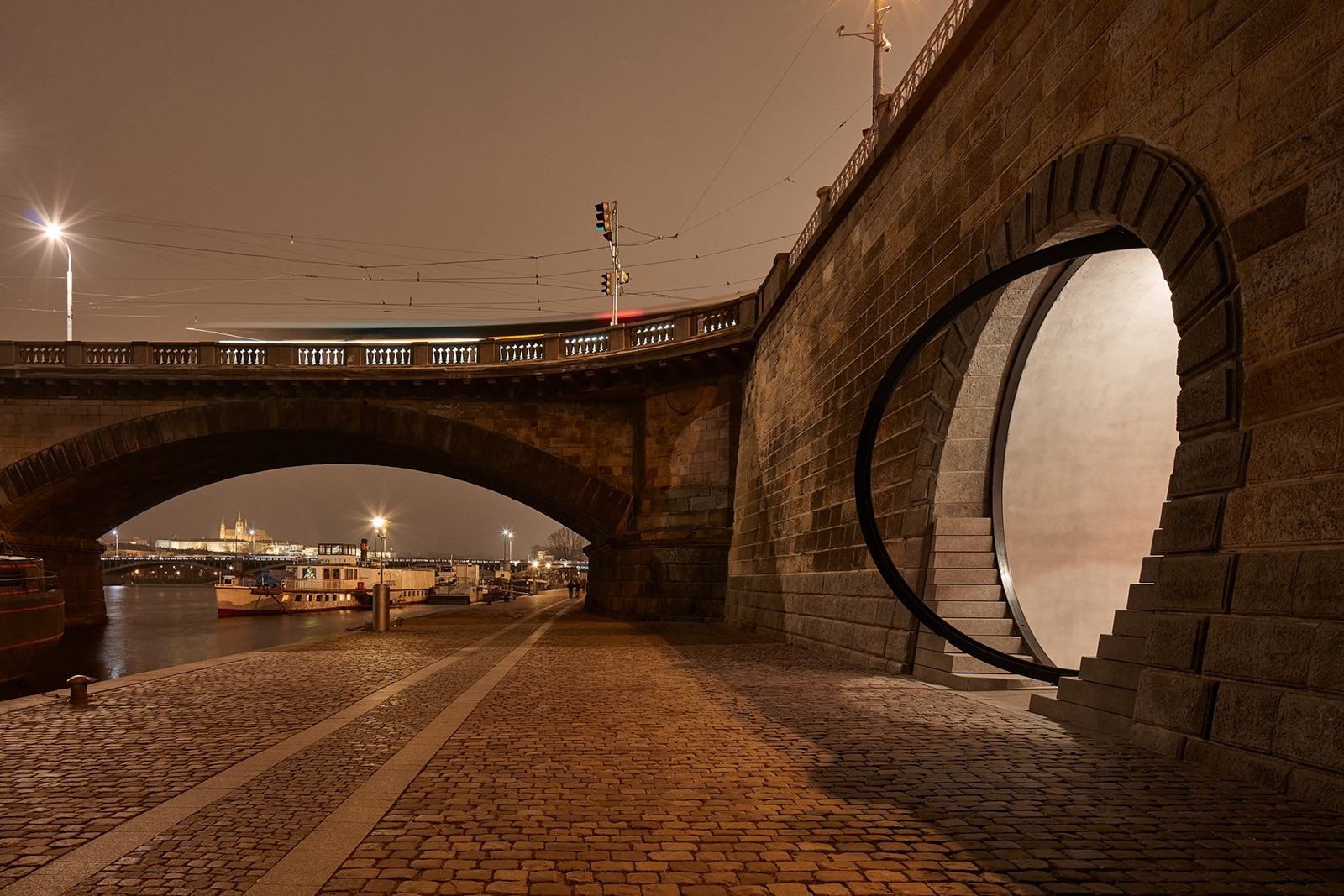 Revitalization of Prague's Riverfront  - 7.1 1 47