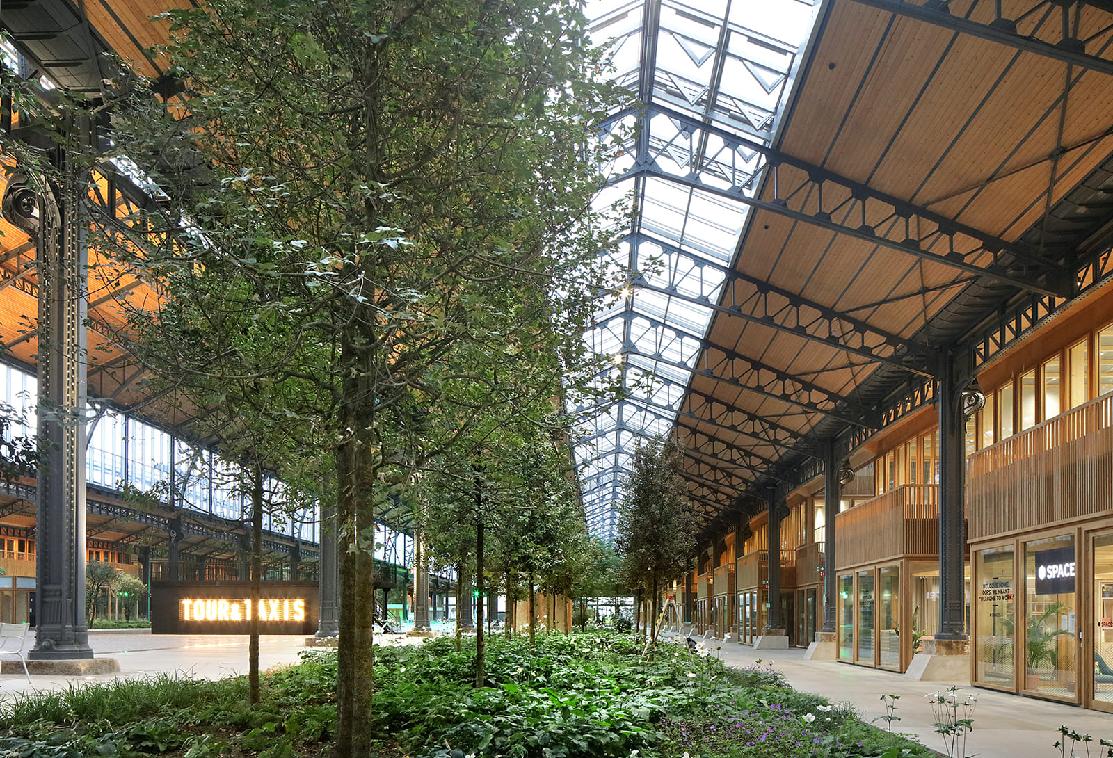 Gare Maritime Brussels  - 4.1 FilipDujardin HR 39
