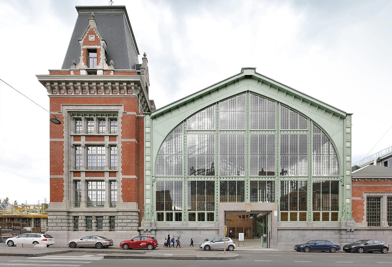 Gare Maritime Brussels  - 99 FilipDujardin HR 55