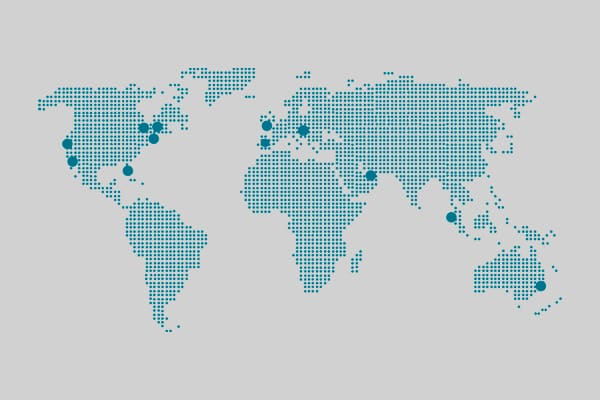 A global network of centres for design and architecture, tailored to professionals