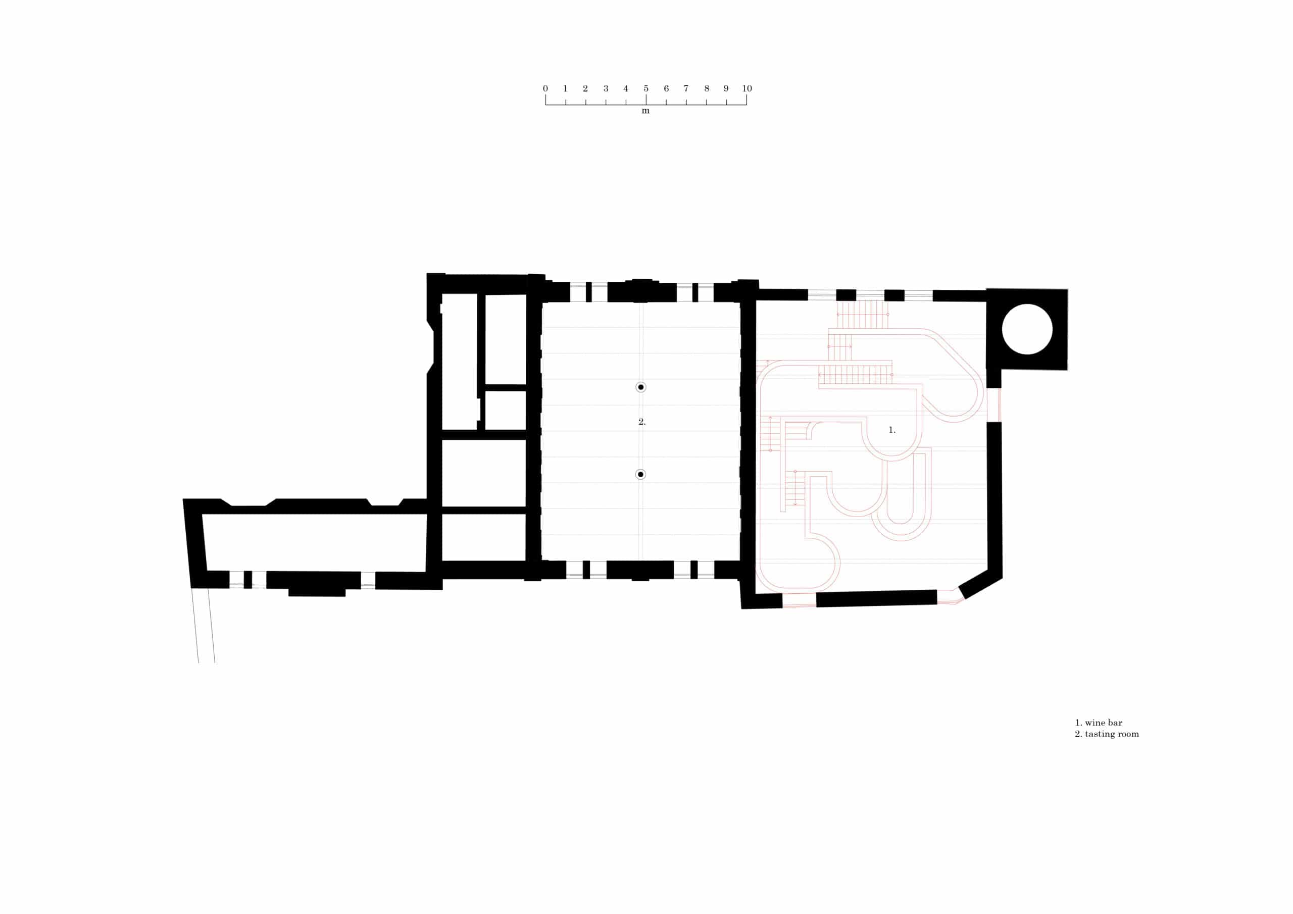 House of Wine  - 09 Chybik Kristof HoW floorplan scaled 73