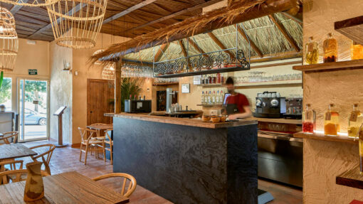 Indoor kitchens  - Restaurant Quipu 4 33