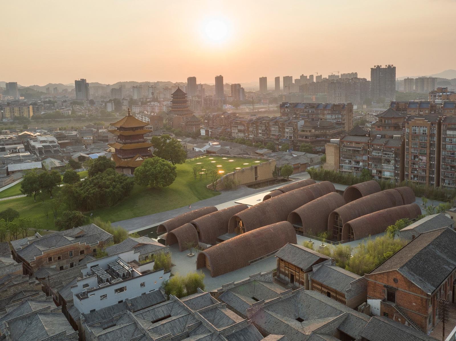 Imperial Kiln Museum in Jingdezhen  - 1 ©Tian Fangfang 1 33
